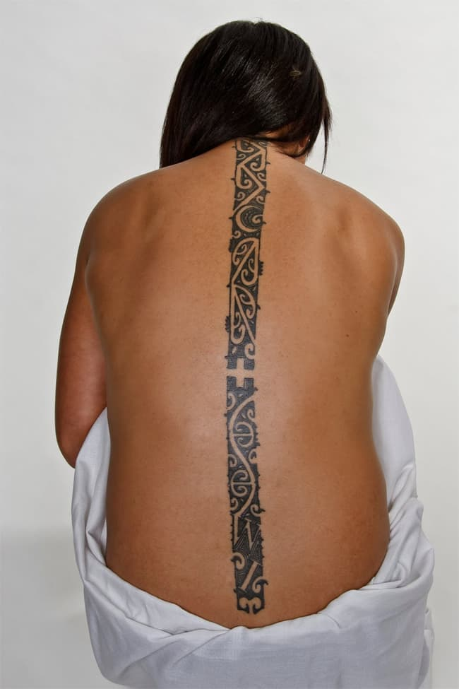 Beautiful Maori Tattoo Designs Meanings