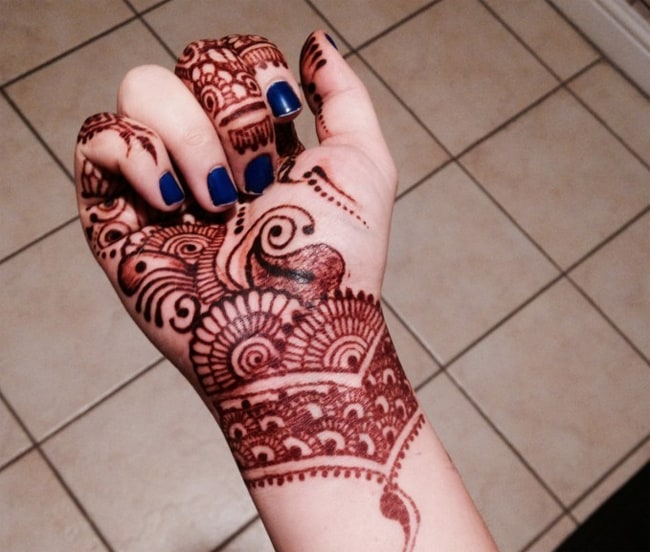 Beautiful Mehndi Designs for Eid Ul Azha 2016