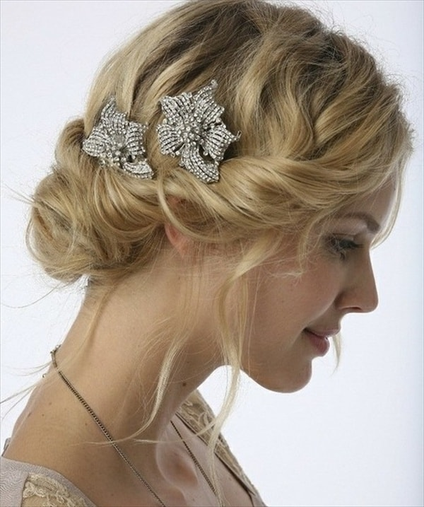 Beautiful Modern Bridesmaid Hairstyles