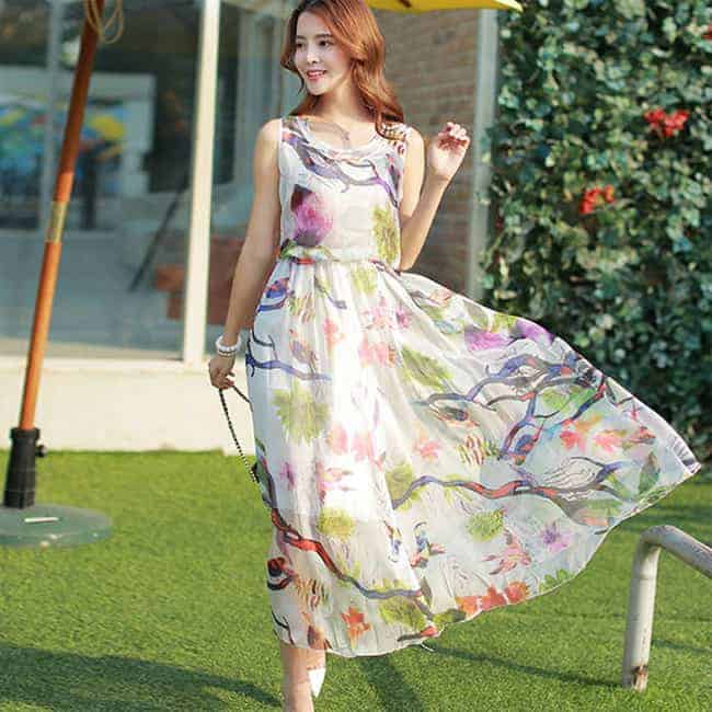 Beautiful Summer Style Dresses for Girls