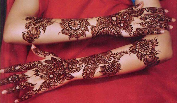 Best Full Hand Dulhan Mehndi Ideas 2016