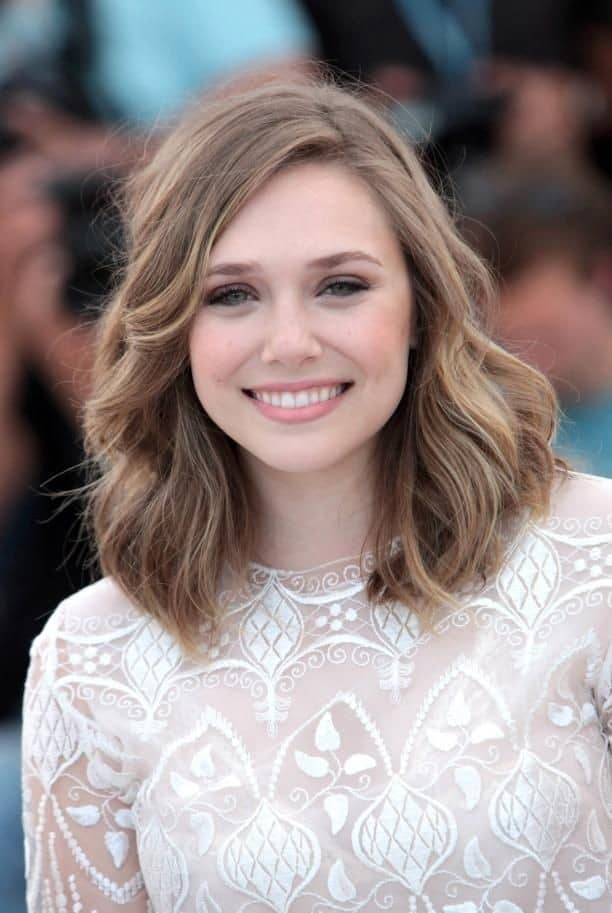 Best Wavy Hairstyle for Medium Length Hair