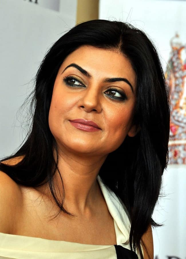 Bollywood Celebrity Sushmita Sen