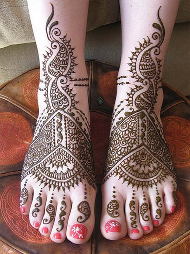 Bridal Mehndi Design Trends for Women