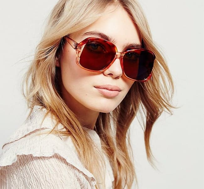 Brown Sunny Sunglasses for Women