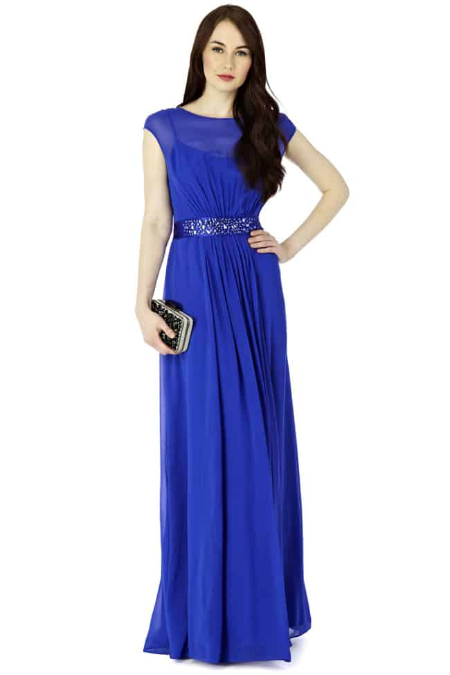 Cool Bridesmaids Blue Dresses for Women