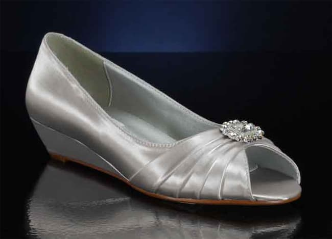 Cool Flat Style Wedding Shoes for Women