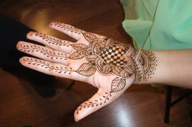 Cool Rangoli Henna Designs for Women