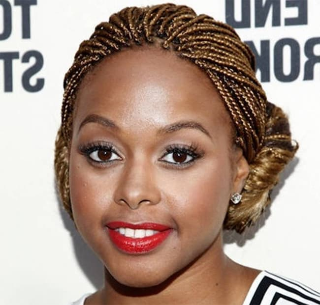 5 Dependable Wedding Hairstyles For Black Women At 30: A List Of Gorgeous Braided Hairstyles 2016