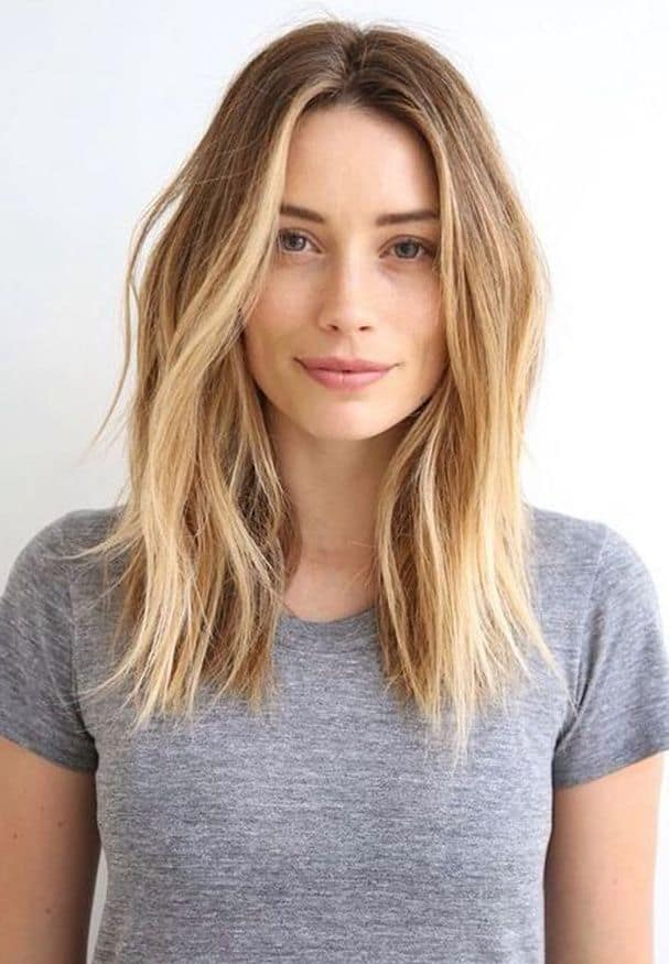 Cool Shoulder Length Haircuts for Thin Hair