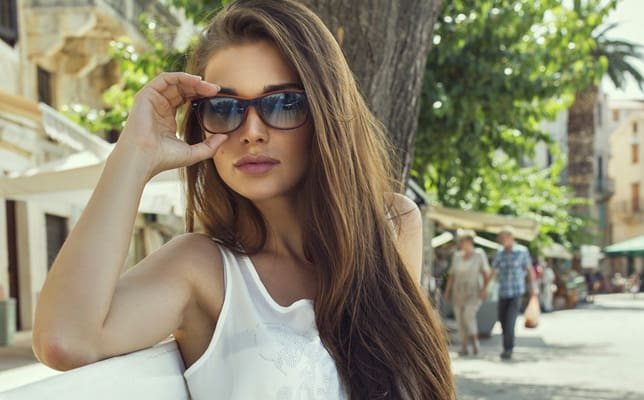 Cool Sunnies Sunglasses for Round Face