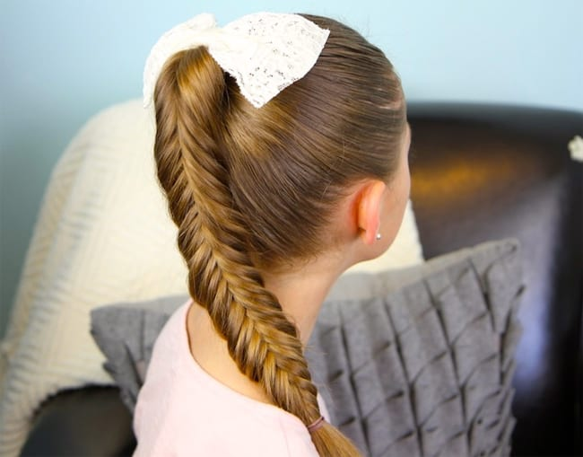 Cute Braid Styles for Little Girls 2016