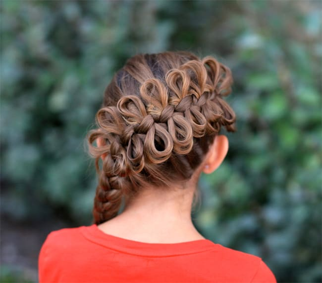 Cute Easy Braided Haircuts for Girls 2016
