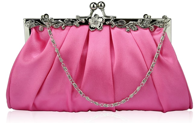 Designer Pink Evening Clutch Bags Ideas