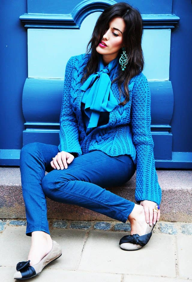 Fantastic Blue Outfits Ideas for Girls
