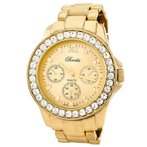 Superb Women Gold Watches Gallery