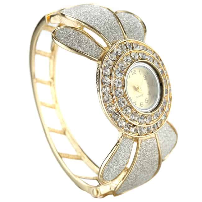 Golden Designer Watches for Women - women gold watches