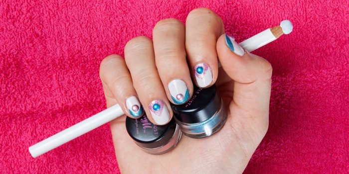 Nail design maker online albui for top 30 latest and cool japanese nail art ideas sheideas prinsesfo Image collections