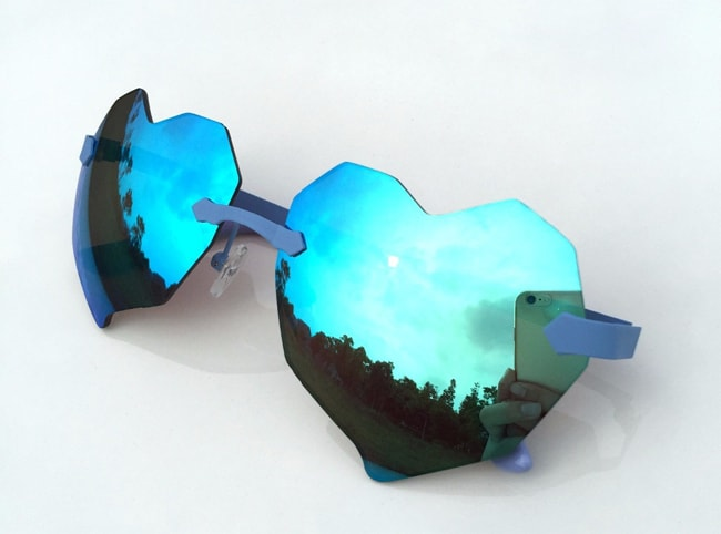 Great Heart Shaped Sunglasses for Beach