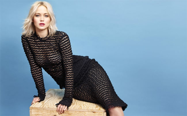 Hollywood Actress Jennifer Lawrence Wallpaper
