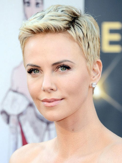 Hollywood Star Short Pixie Haircuts