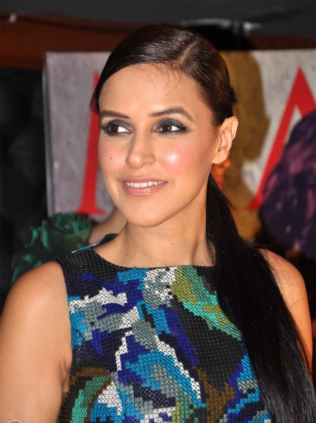 Hottest Actress Neha Dhupia