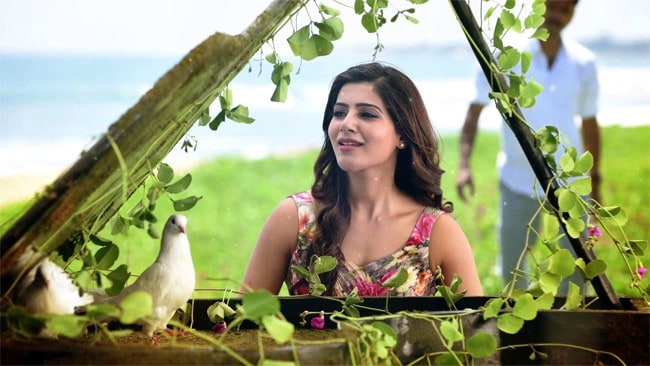 Indian Actress Samantha HD Wallpaper