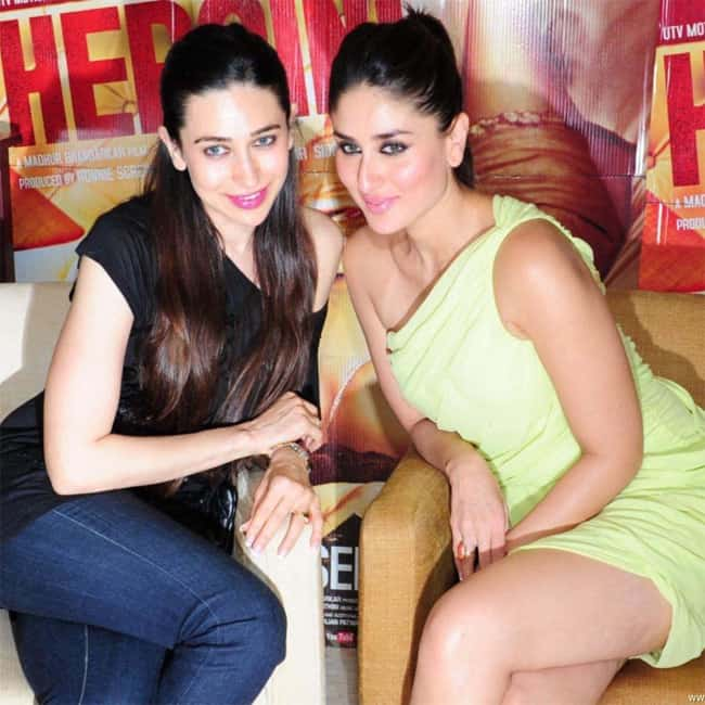 Kareena Kapoor Bollywood Famous Siblings