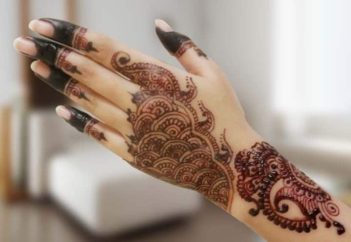 Latest Eid Mehndi Designs for Women - eid mehndi designs