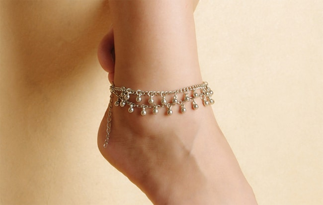 Latest Summer Foot Jewelry Bracelet Design