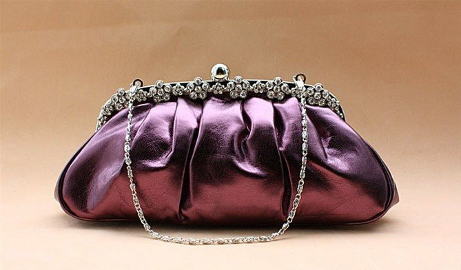 Leather Evening Bridesmaid Handbags
