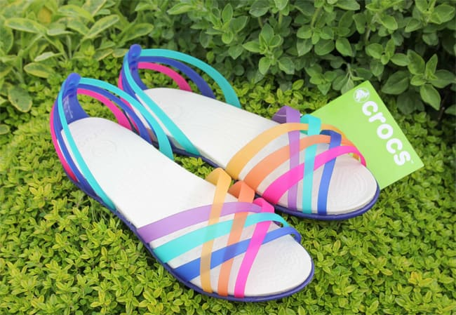Multi Color Summer Footwear Ideas