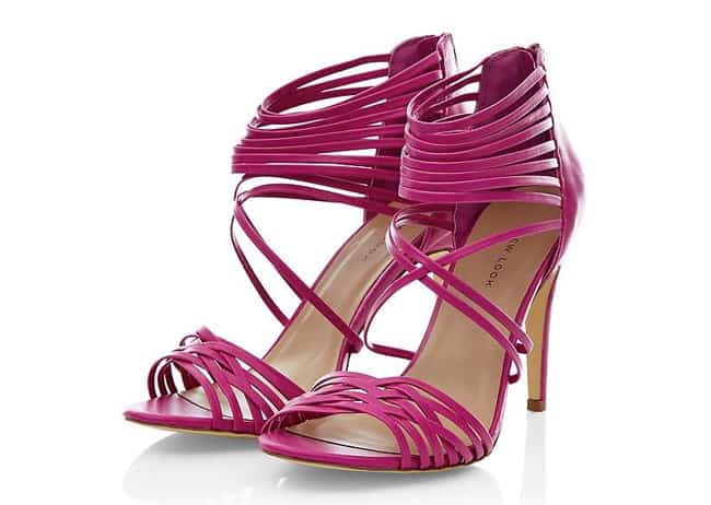 New High Heel Summer Shoes for Girls