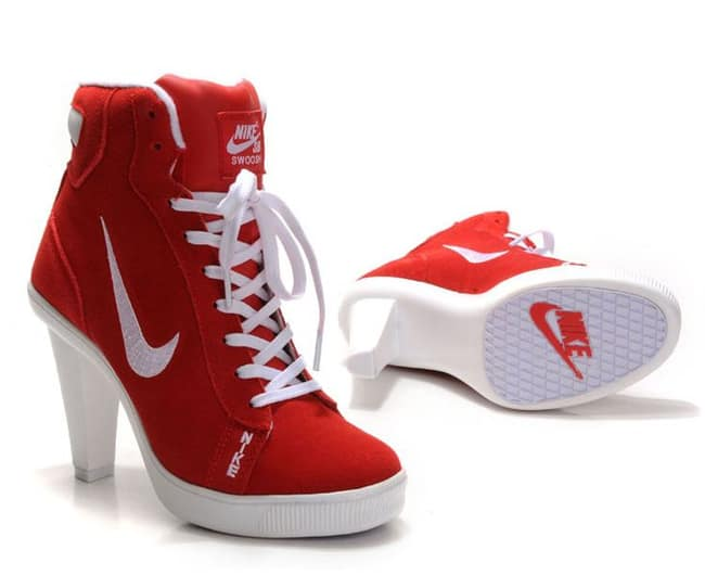 See all results for nike high heels. Nike Womens Metcon 3 Training Shoes. by NIKE. $ - $ $ 61 $ 50 Prime. FREE Shipping on eligible orders. Some sizes/colors are Prime eligible. out of 5 stars Product Features Firm rubber in the heel provides durable stability for high-intensity intervals.