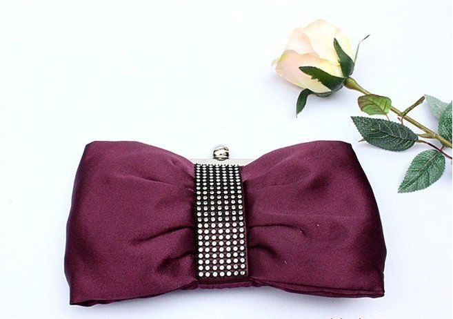 Purple Evening Wedding Handbag Pictures - wedding handbags