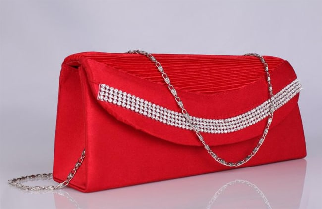 Red Wedding Evening Handbags Collection - wedding handbags