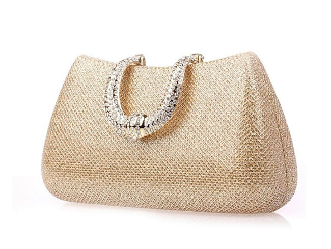Rhinestone Crystal Evening Handbag for Women