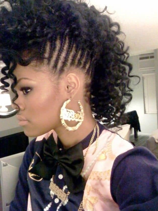 Pleasing A List Of Gorgeous Braided Hairstyles 2016 Sheideas Hairstyle Inspiration Daily Dogsangcom