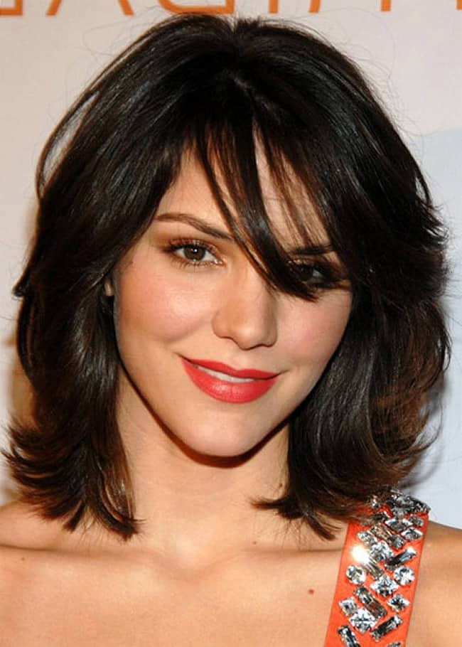 Stylish Shoulder Length Hair Ideas 2016-17