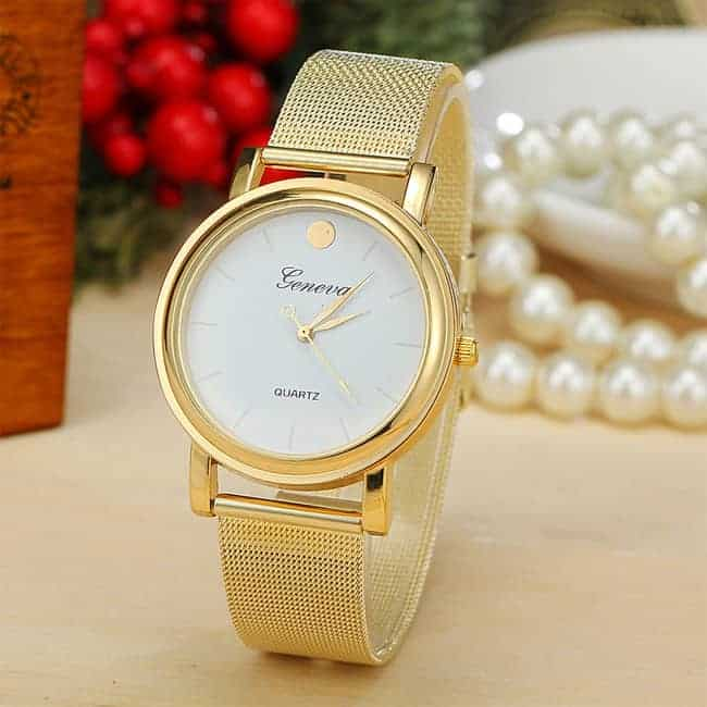 Superb-Gold-Watches-Designs-2017 Latest Women Watches 2018 - 20 Watch Designs for Women