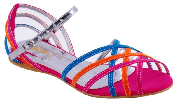 Trendy Colorful Sandals Ideas for Eid Party