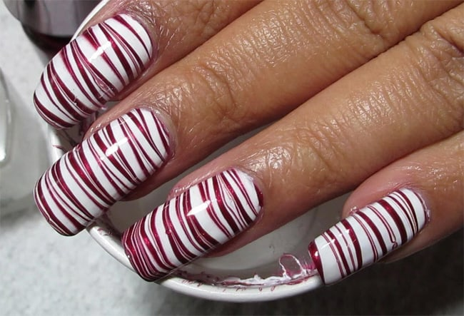 Trendy Nail Water Decals Ideas
