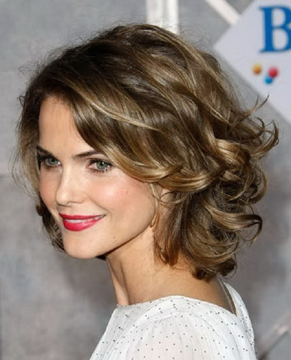 Trendy Wavy Bob Haircut Ideas 2016