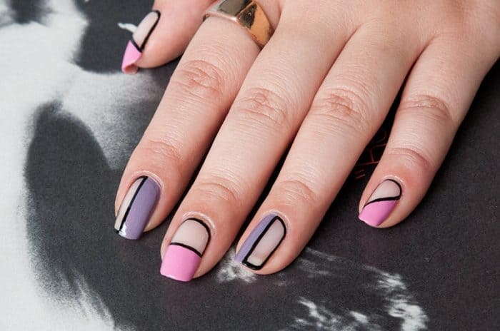 Top 30 Latest And Cool Japanese Nail Art Ideas Sheideas
