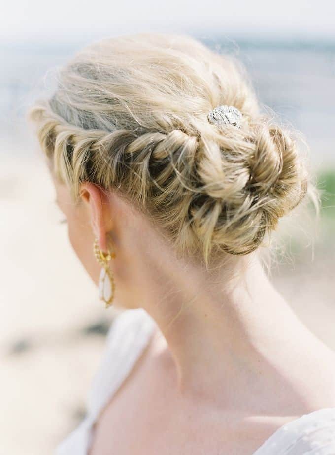 Wedding Hairstyles for Bridesmaids Braids
