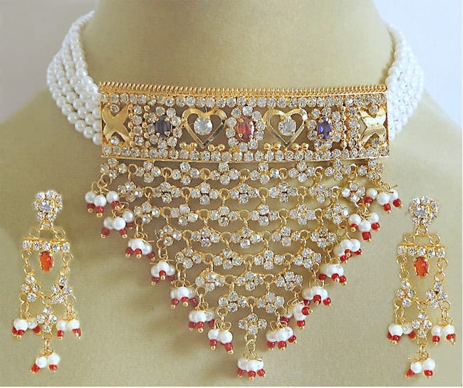 Wedding Imitation Jewellery for Brides 2016