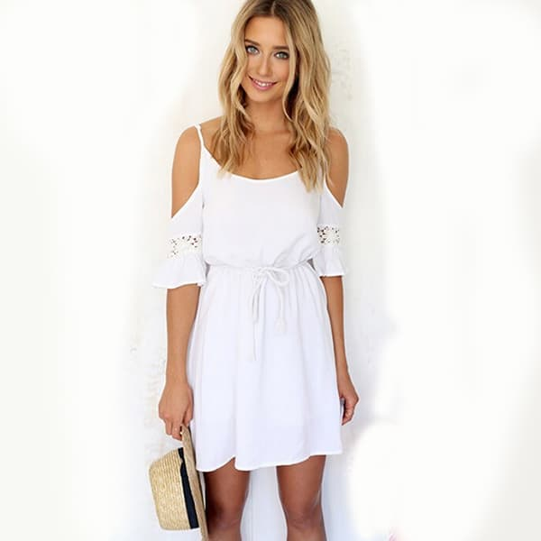 Casual beach dresses: beautiful summer