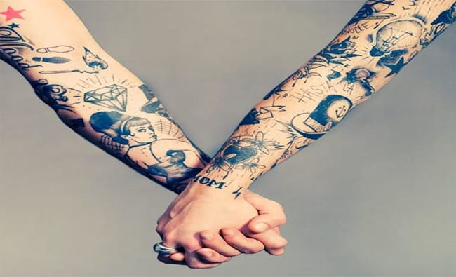 Women Relationship Matching Tattoo Trends