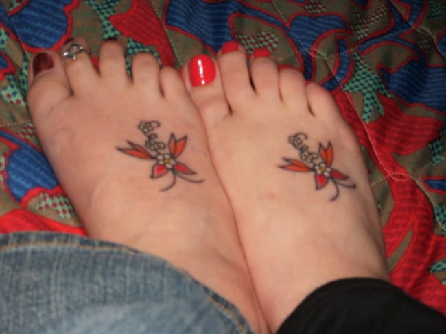 Wonderful Friendship Tattoo Ideas for Girls