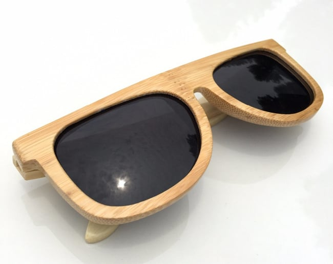 Wooden Sunnies Shades Sun Glasses